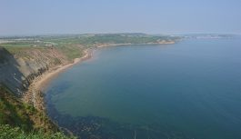 Walk from Cayton Bay to Filey along the Cleveland Way.