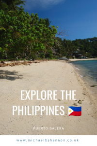 Explore the Philippines - Puerto Galera