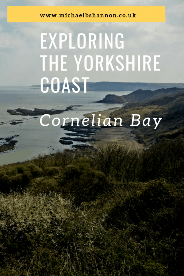 Exploring the Yorkshire Coast - Cornelian Bay