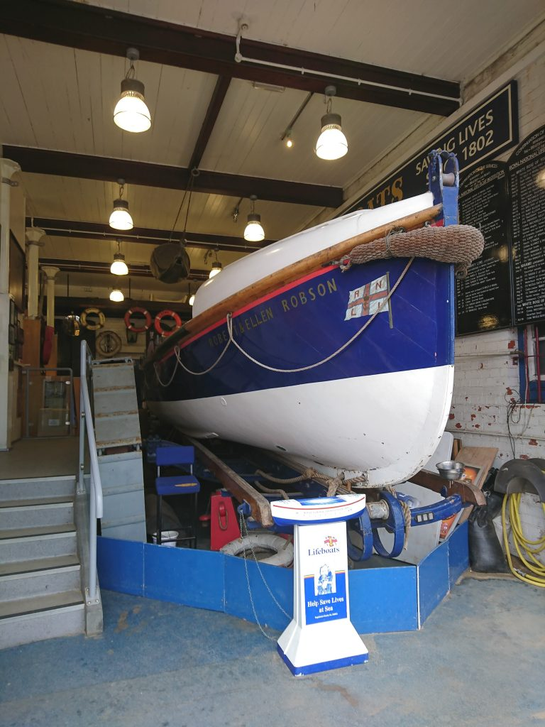 Whitby Lifeboat Museum