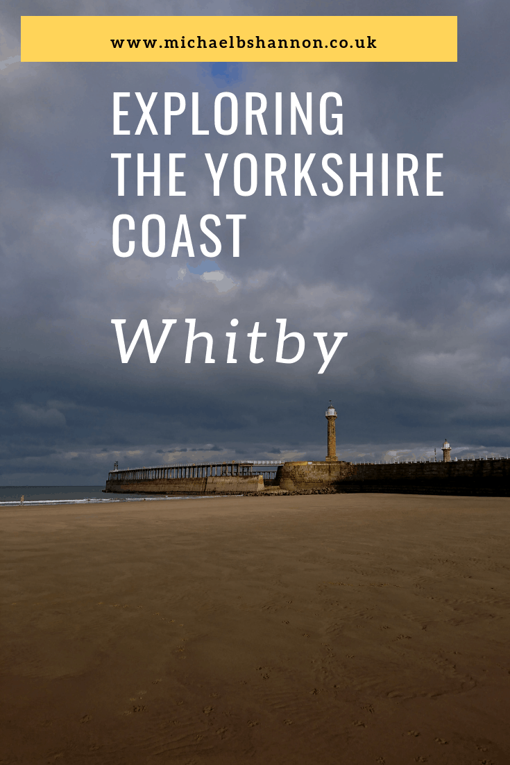 Exploring the Yorkshire Coast - Whitby