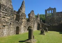 Rievaulx Abbey, Helmsley, North Yorkshire