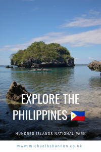 Explore the Philippines - Hundred Islands National Park