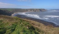 The Cleveland Way – Sandsend to Runswick Bay