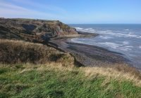 Walk from Runswick Bay to Staithes along the Cleveland Way