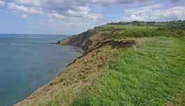 Walk from Ravenscar to Robin Hood's Bay