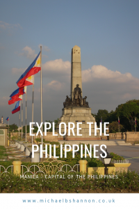 Manila - Capital of the Philippines