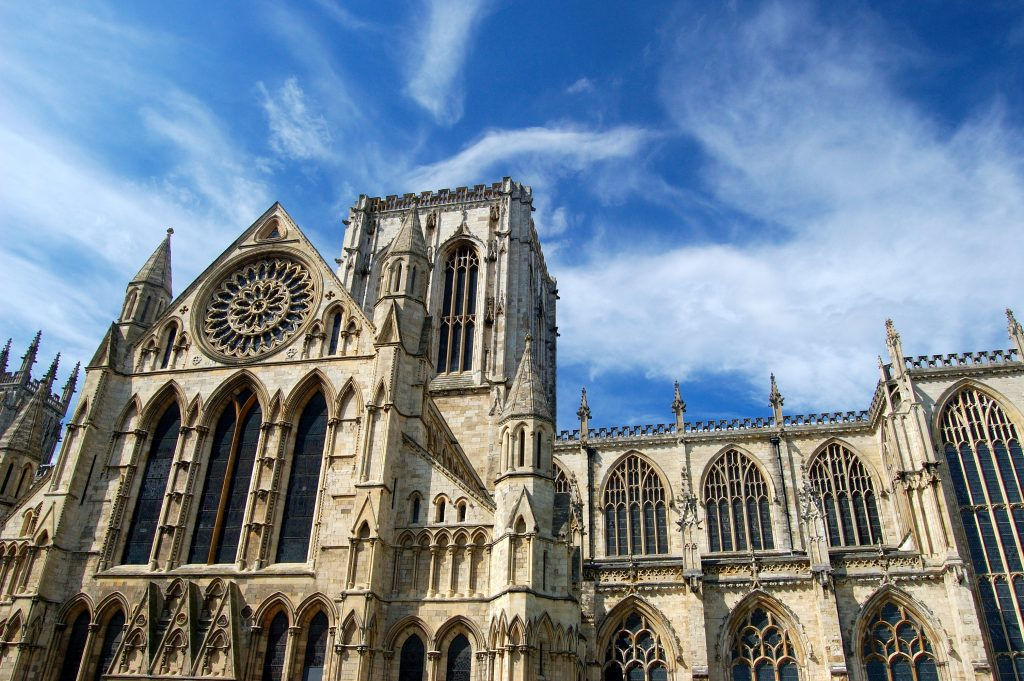York Minster - South Transept