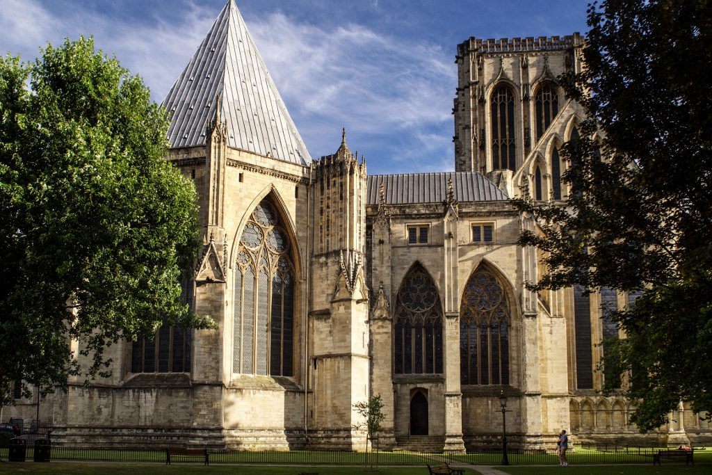 York Minster and Chapter House