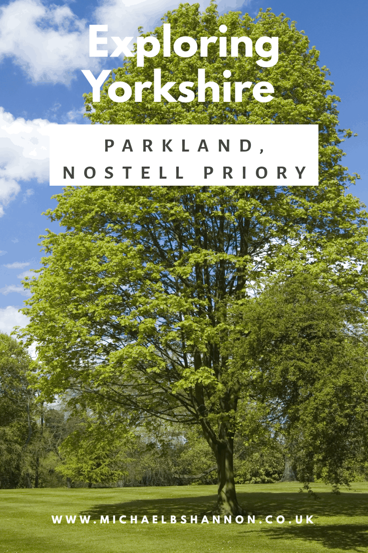 Parkland at Nostell Priory