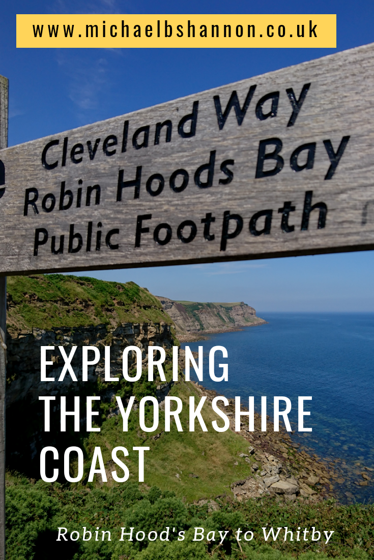 Exploring the Yorkshire Coast - Robin Hood's Bay to Whitby