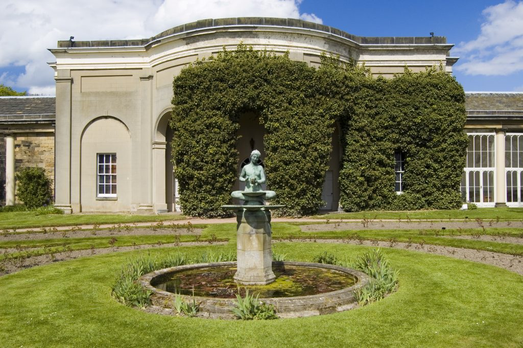 Nostell Priory West Facade