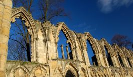 Museum Gardens, Yorkshire Museum and St Mary's Abbey, York