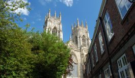 A walk around the old streets of York