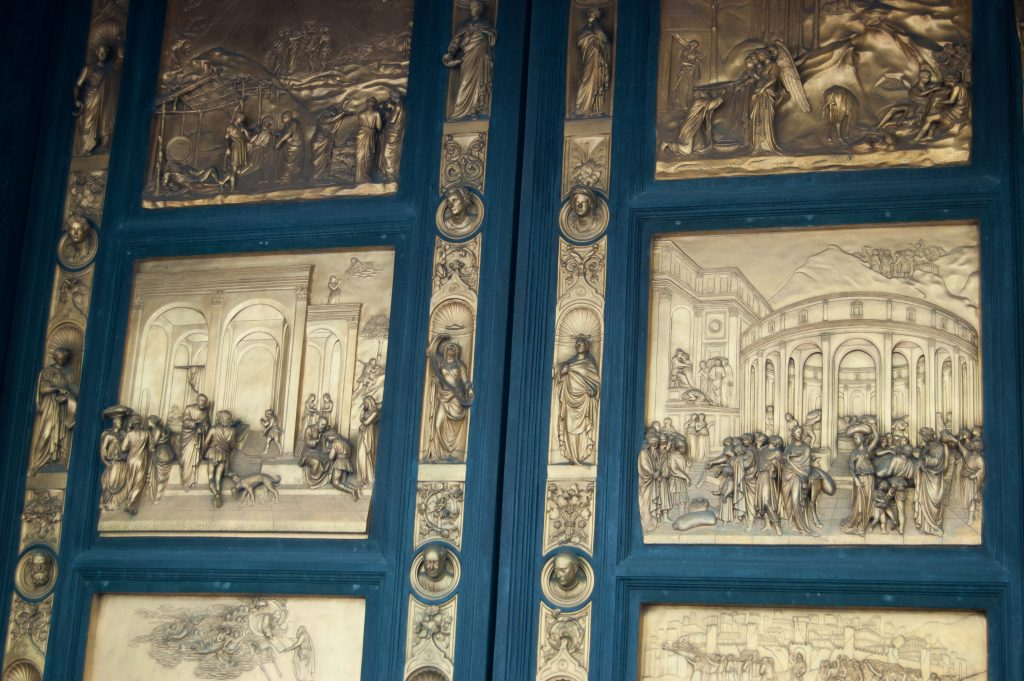 Baptistery, Florence, Door Panels