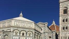 Baptistery and the Gates to Paradise, Florence