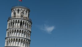 Leaning Tower of Pisa and the Campo Dei Miracoli