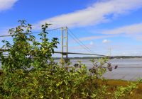 The Humber Bridge, East Yorkshire