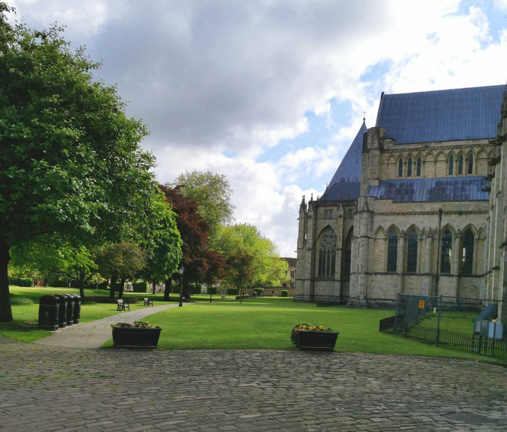 Deans Park in York