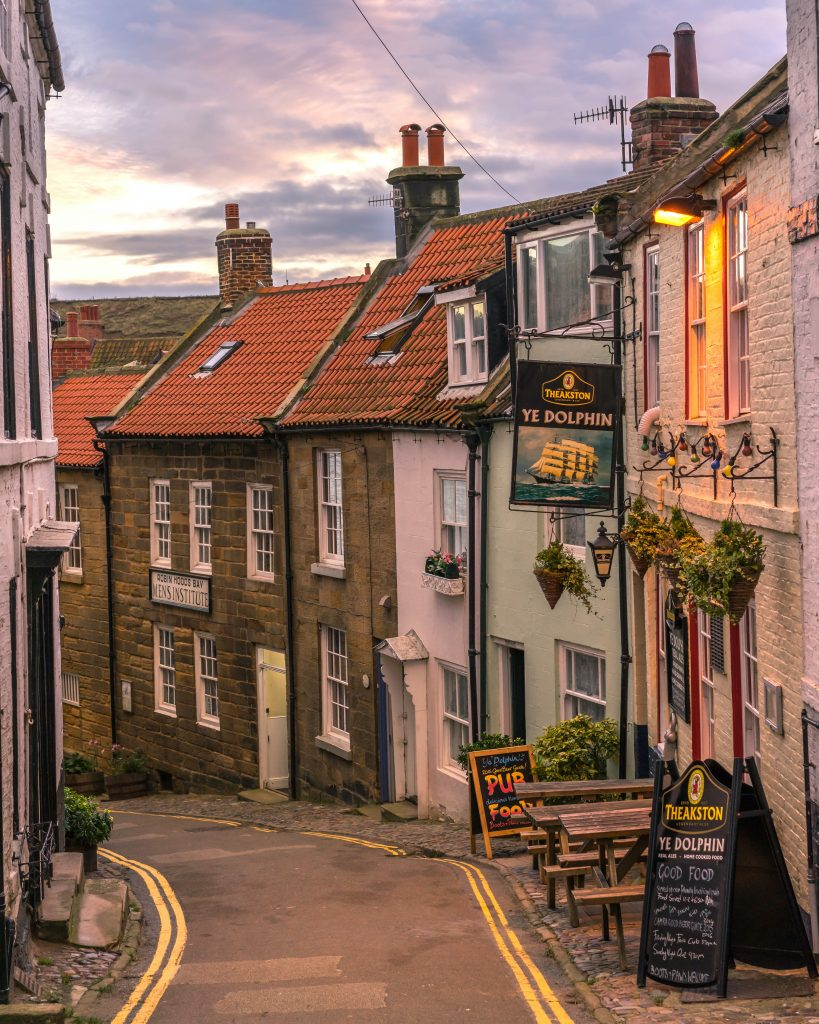 Robin Hood's Bay, Yorkshire Coast