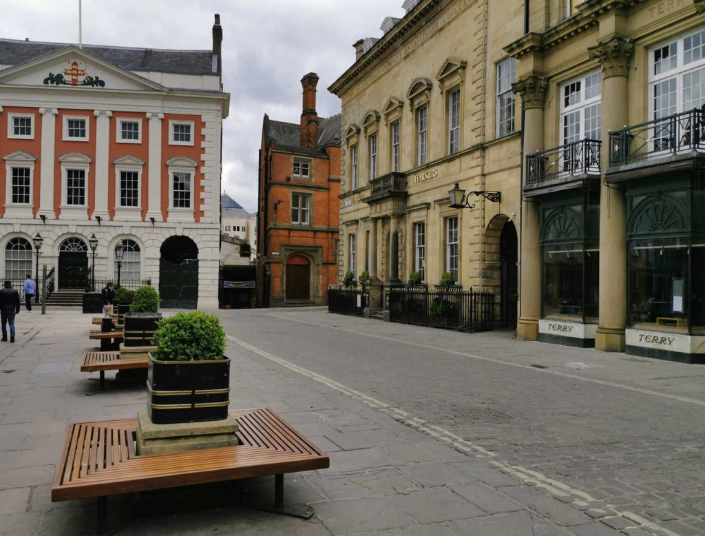 St Helen's Square