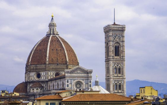 Florence, Santa Maria del Fiore and Bell Tower