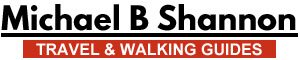 Michael B Shannon (Travel and Walking Guides) Logo