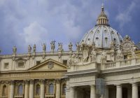 St Peter's Basilica and St Peter's Square, Rome