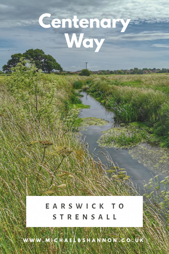 Centenary Way - Towthorpe (Earswick to Strensall)