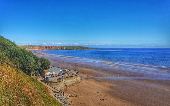 Filey Beach and Sea Front