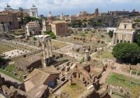 The Roman Forum, Rome (Forum Romanum)