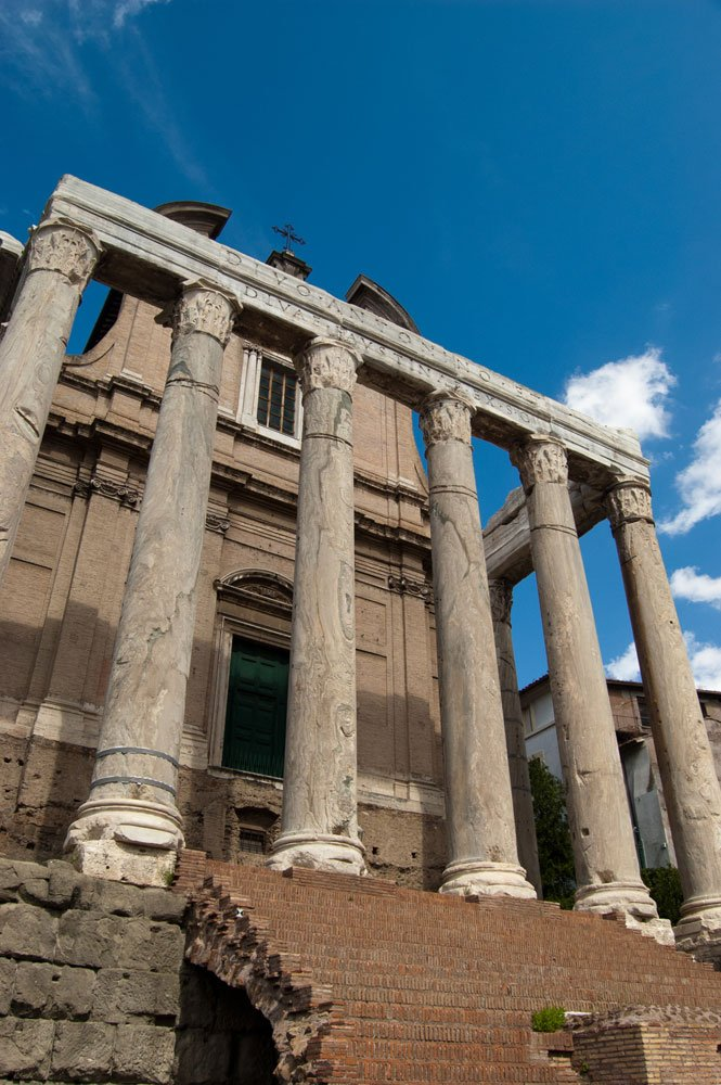 Temple of Antonius and Faustina
