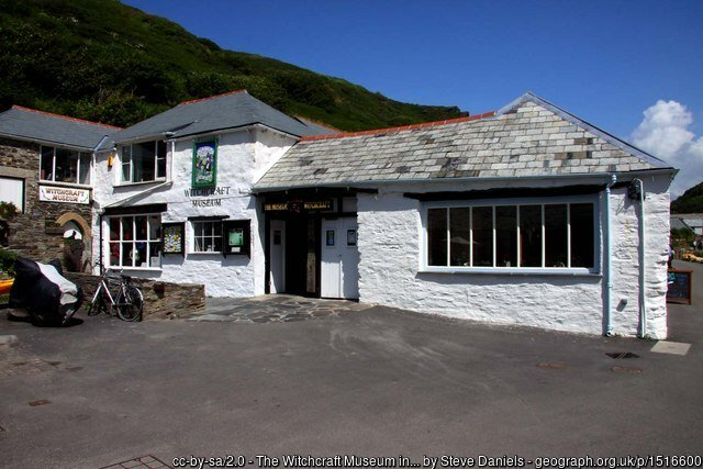 Witchcraft Museum, Boscastle