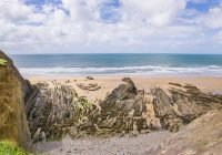 Walk from Bude to Sandymouth and Duckpool