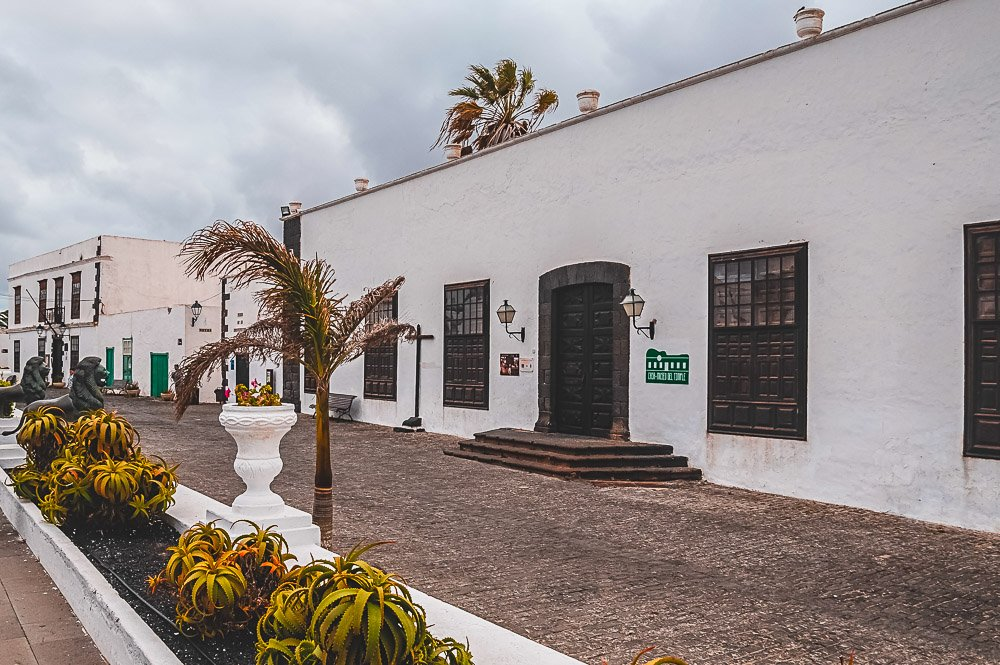 Museo del Timple