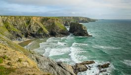 Pentire Steps and Park Head