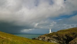 Trevose Head, Headland and Lighthouse