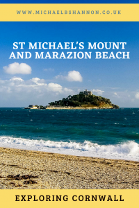 Exploring Cornwall - St Michael's Mount and Marazion
