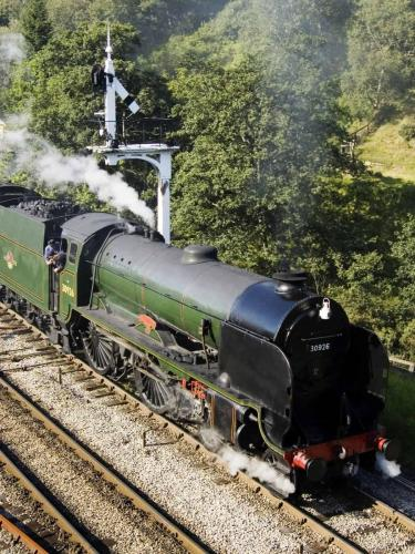 Repton at Goathland