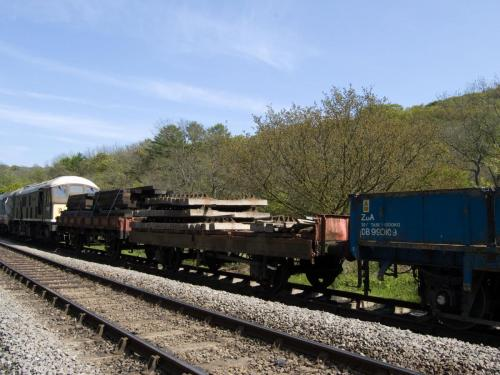 Siding near Grosmont.