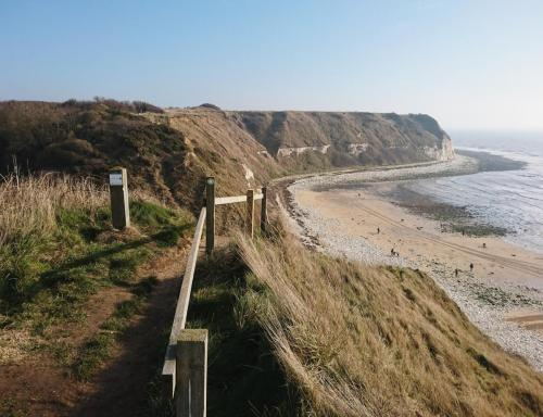 South Landing. Flamborough Head.