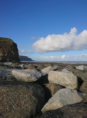 Staithes Rock Pools