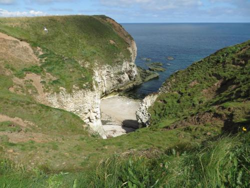 Chatterthrow Bay, Flamborough