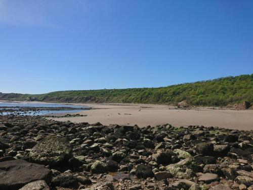 Cayton Bay, North Yorkshire - Johnny Flinton's Harbour