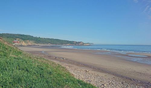 Cayton Bay, North Yorkshire.