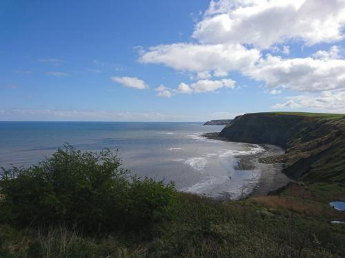 Runswick Bay to Staithes