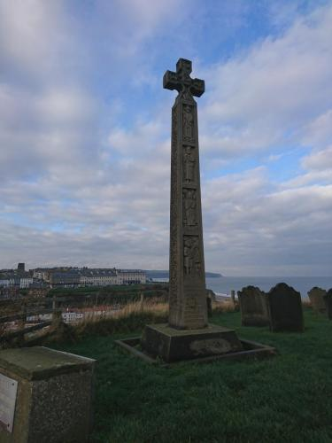Caedmon's Cross, Whitby