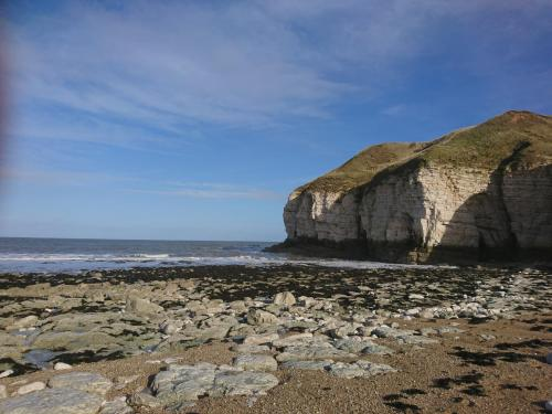Flamborough Head, Thornwick Bay, Little Thornwick Bay