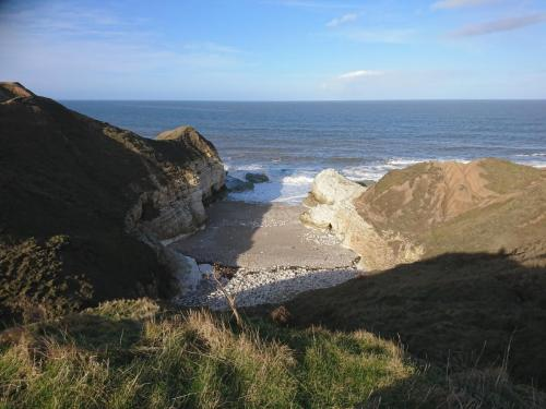 Little Thornwick Bay, Flamborough Head.