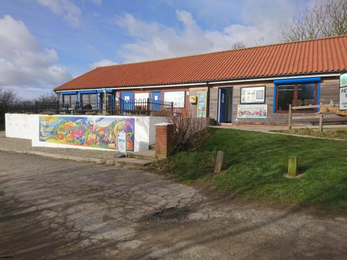 Yorkshire Wildlife Trust - Living Seas Centre at South Landing, Flamborough.
